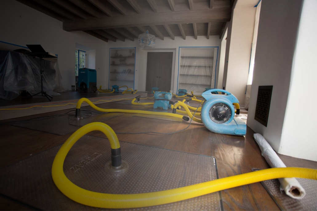 Water Damage Restoration Company in Phoenix